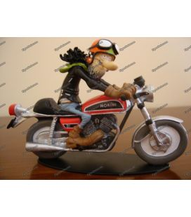 Joe Bar Team MORINI 3,5 figurine moto Italienne