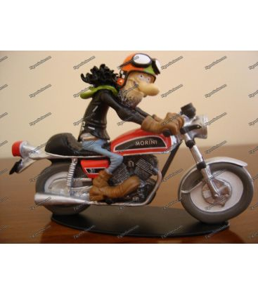Figurine Joe Bar Team Motorcycle MORINI 3,5