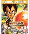 DECK 32 cartões PRINCE VEGETA DRAGON BALL Starter