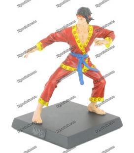 Figurine MARVEL en plomb SHANG CHI comics numérotée