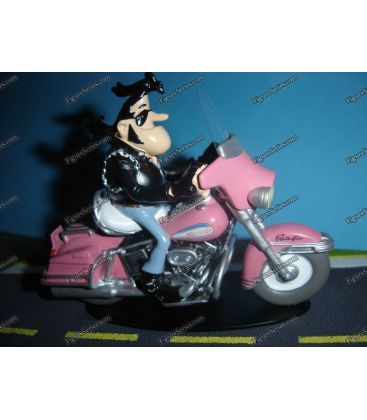 Estatueta Joe Bar Team Motocicleta HARLEY DAVIDSON 1200 Electra