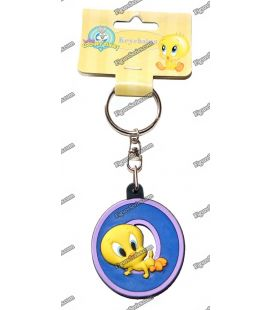 Key figure WARNER BROS TWEETY initial O Looney tunes