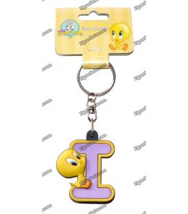 Key figure WARNER BROS TWEETY initial I Looney tunes