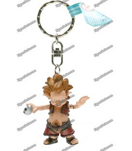 ARTHUR and the INVISIBLES DEMONS and wonders figure key ring