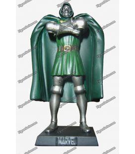 Lead Dr. Von doom Marvel figurine