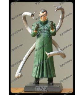 Figuur lood vijandelijke doctor OCTOPUS in SPIDER-MAN strips van Marvel