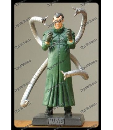 Figurine en plomb Docteur OCTOPUS ennemi de SPIDER MAN par MARVEL