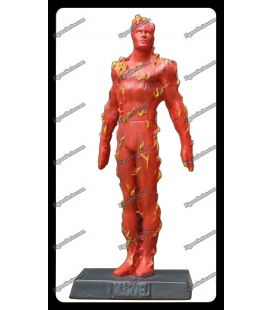 Figure lead the torch of the fantastic 4 by MARVEL