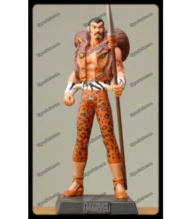 Lead KRAVEN by MARVEL figurine