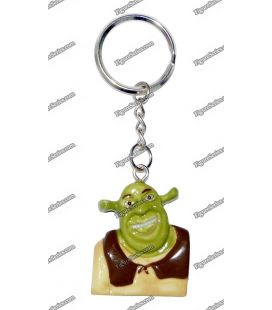 Door collection SHREK bust keys