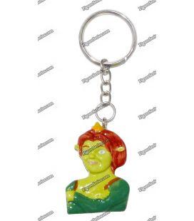 Porta chaves coleção de busto de FIONA SHREK