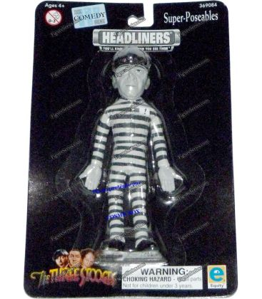 Figurine the THREE STOOGES headliners LARRY FINE film cinema