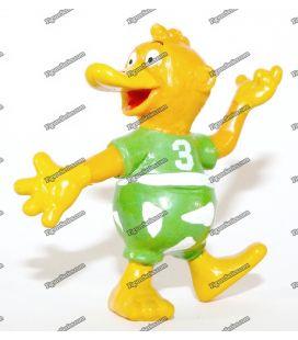Figurine SCHLEICH DIE DROLLINGE cartoon vintage triple ducks 3