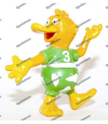 Figurine SCHLEICH DIE DROLLINGE dessin animé vintage les Canards triplés 3