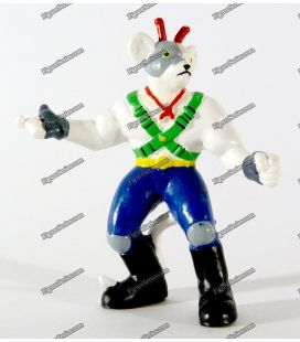 Figurine biker mice from the space BULLY VINNIE