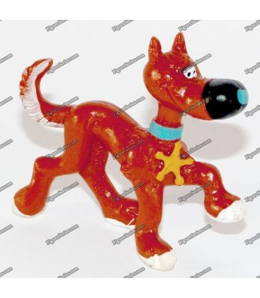 Estatueta RANTANPLAN de LUCKY LUKE por cão SCHLEICH