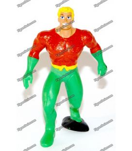 Figurina supereroe AQUAMAN re di Atlantide dc comics Spagna curry