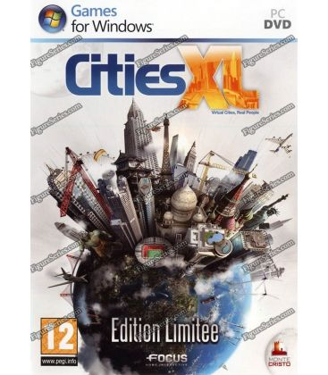 CIDADES XL Limited Edition