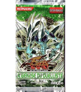 Carte di YU GI OH 9 booster pacchetto francese Duelist Genesis