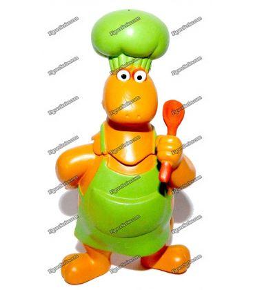 Figur CASIMIR Flunch 2003 Izard Brunier Cook