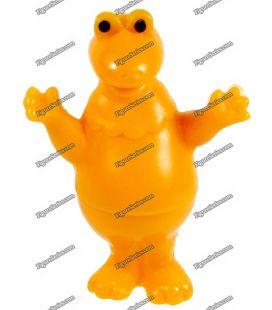 Figurina Casimiro settanta ex contenitore di caramelle