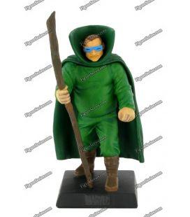 Lead figurine man TAUPE by MARVEL