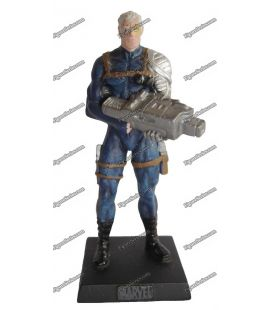 Lead CABLE by MARVEL figurine
