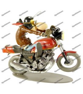 Figurine resin Joe Bar Team HONDA CBX 1000