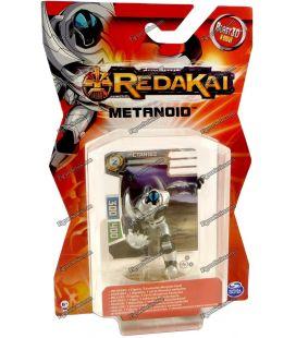 REDAKAI beeldje en kaart 3d METANOID blast x-station