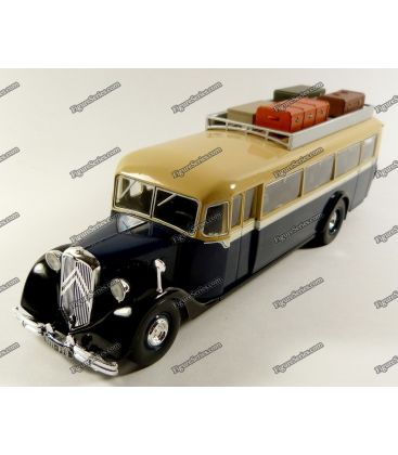 Bus coach the Citroën type 45 of 1934 t45
