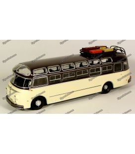 Bus coach ISOBLOC 648 1955 dp metal