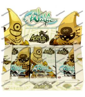 24 Booster cards WAKFU DOFUS package ASTRUB the threat ROUBLARDE box