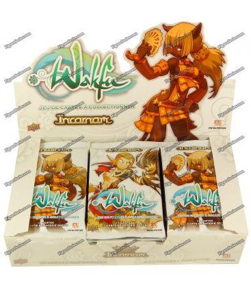Booster de 15 cartes WAKFU - DOFUS série BONTA et BRAKMAR