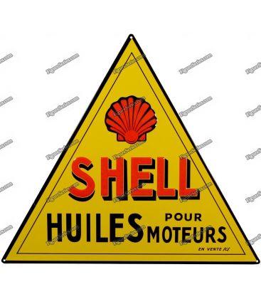 Metal SHELL Platte Motor Öl alten pub