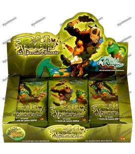 24 Booster cards WAKFU DOFUS PANDALA the last SWIG package box