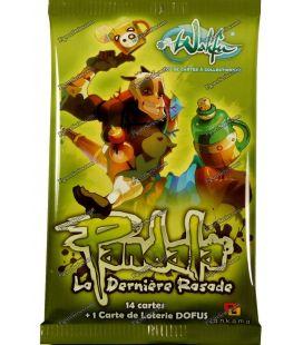 15 Karten WAKFU - letzter DOFUS-Booster-Serie PANDALA SWIG