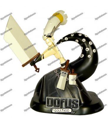 Figurine en résine DOFUS GOULTARD statue manga Ankama WAKFU
