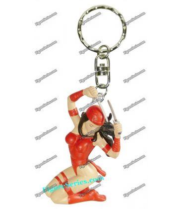 Porte clés ELEKTRA figurine MARVEL Démons et Merveilles