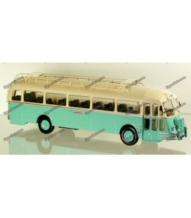 bus CHAUSSON APH 1950 nose of pig metal bus