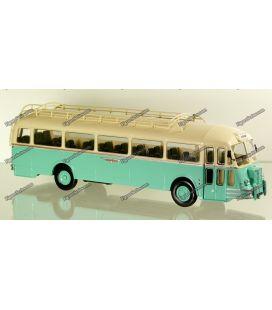 bus CHAUSSON APH de 1950 nez de cochon autobus en metal