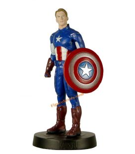 CAPITAINE AMERICA figurine en résine les Advengers captain