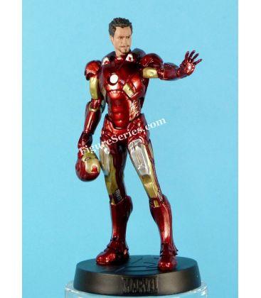 Figura de ação IRON MAN TONY STARK a resina Advengers