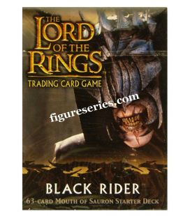 Dek LORD van de ringen zwarte RIDER mond van SAURON