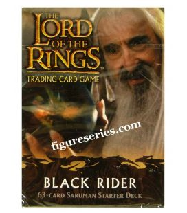 Deck LORD of the RINGS BLACK RIDER SARUMAN