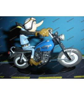 Figurine Figurine Joe Bar Team 650 TRIUMPH TR6 TIGER C