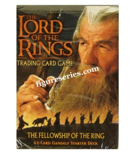 Deck LORD of the RINGS FELLOWSHIP of the ring GANDALF
