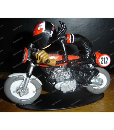 Figurine Joe Bar Team HONDA 350 CB Kitée Racing