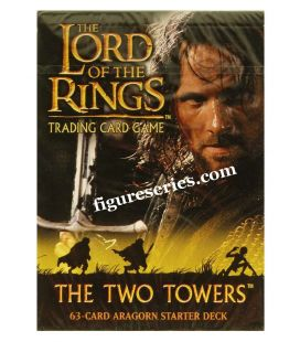 Deck LORD of the RINGS the TWO TOWERS ARAGORN