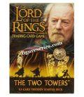 Senhor dos anéis as duas torres da plataforma o rei THÉODEN