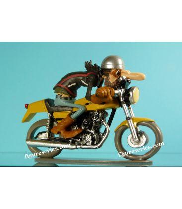 Figurine en résine Joe Bar Team MATCHLESS G50